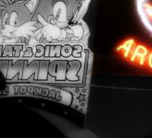 Coney Island Arcade Sticker