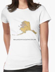 Alaska Urbex  Womens Fitted T-Shirt