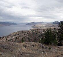 Kamloops Lake by ispeak