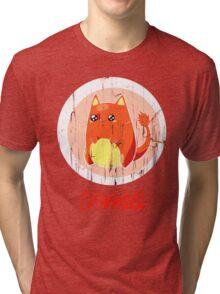 Catamander Tri-blend T-Shirt