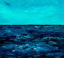 Body of Water by Anastasiya Malakhova