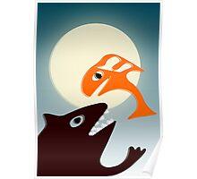 Magic Fish Poster