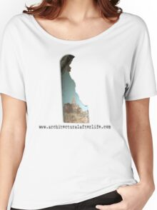 Delaware Urbex Women's Relaxed Fit T-Shirt