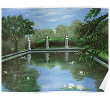 Reflecting Pool Poster