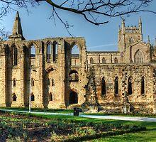 Dunfermline Abbey by Tom Gomez