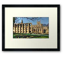 Dunfermline Abbey Framed Print