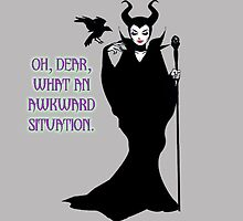 Maleficent Quote #1 by Adolph Hernandez