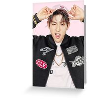 GOT7 JR Greeting Card