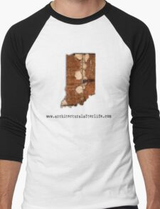 Indiana Urbex Men's Baseball ¾ T-Shirt