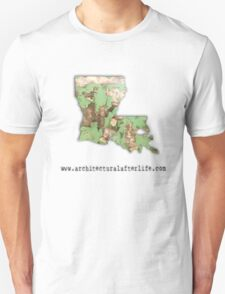 Louisiana Urbex Unisex T-Shirt