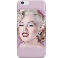 Marilyn Monroe Portrait iPhone Case/Skin