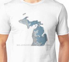 Michigan Urbex Unisex T-Shirt