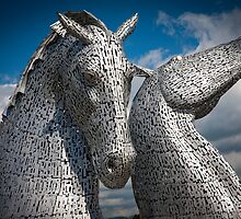 The Kelpies by sasshaw