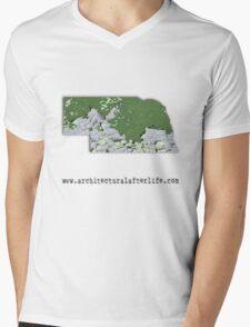Nebraska Urbex Mens V-Neck T-Shirt