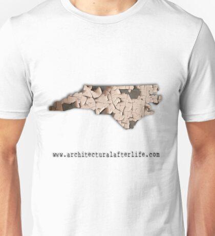 North Carolina Urbex Unisex T-Shirt
