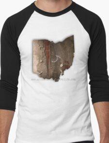 Ohio Urbex Men's Baseball ¾ T-Shirt