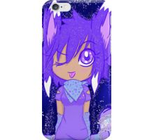 lala the fox iPhone Case/Skin