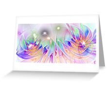 Euphoria Greeting Card