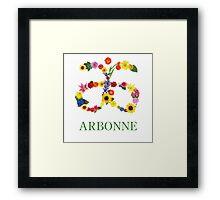 Arbonne Logo  Framed Print