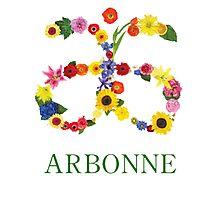 Arbonne Logo  Photographic Print
