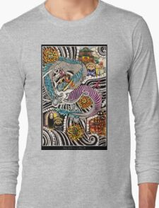 Spirited Away Long Sleeve T-Shirt