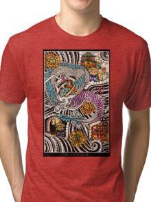 Spirited Away Tri-blend T-Shirt