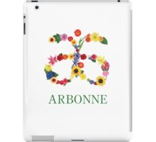 Arbonne Logo  iPad Case/Skin