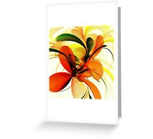 Chervona Ruta Greeting Card