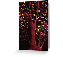 Firefly Dream Greeting Card