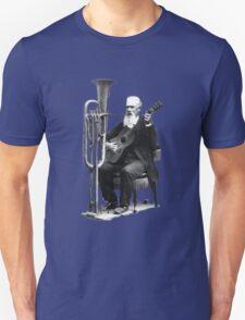 Vintage Music - Guitar & Tuba Unisex T-Shirt