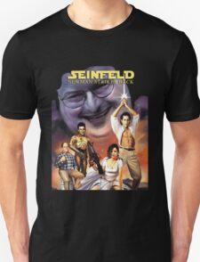 Newman Strikes Back Fan Art Unisex T-Shirt