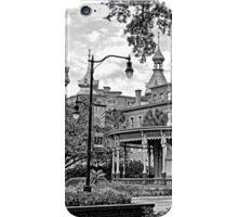 The Henry B. Plant Museum BW  iPhone Case/Skin