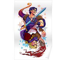 Phantom Blood Poster