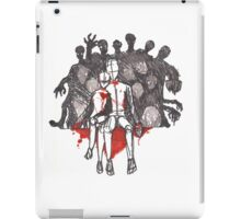 til death do us part iPad Case/Skin