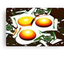 Eggs for Breakfast Canvas Print