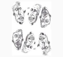 faces by eljordo