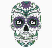 kappa delta skull  by natatat