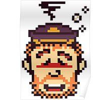 PIXEL TATTOO- Drunken Sailor Poster