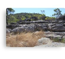 Arnhem Land Landscape Canvas Print