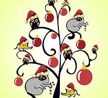 Kids Christmas by Anastasiya Malakhova