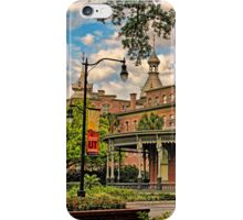 The Henry B. Plant Museum  iPhone Case/Skin