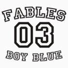 Little Boy Blue by Caroline Kilgore