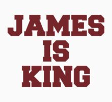 James is King One Piece - Short Sleeve