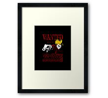 An Awesome Bounty Framed Print
