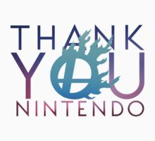 #Thank you Nintendo by Jp-3