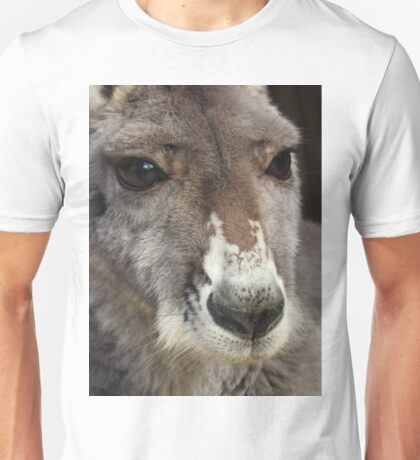 Red Kangaroo Unisex T-Shirt