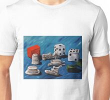 Game Pieces  Unisex T-Shirt