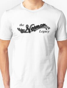 The Norman Legacy - Full Front Print Shirts Unisex T-Shirt