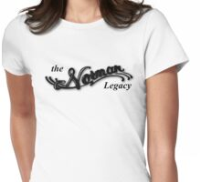 The Norman Legacy - Full Front Print Shirts Womens Fitted T-Shirt