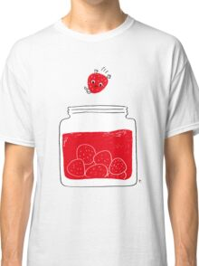 Strawberry jam Classic T-Shirt
